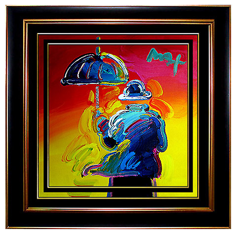 Peter Max Paintings On Canvas