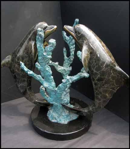 Bronze statue anfertigen lassen